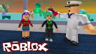 ROBLOX ESCAPE THE ZOMBIE SHIP OBBY (FR) RADIOJH GAMES - SALLYGREENGAMER