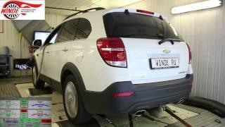 Chevrolet Captiva - чип-тюнинг от WINDE.RU(Официальный сайт http://winde.ru/ Телефон (495) 979-7475 Чип тюнинг - оптимизация программы управления двигателя с..., 2014-08-02T11:35:09.000Z)
