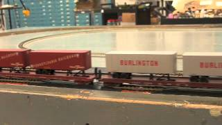 Walthers Showroom Update 9 – New 75' Piggyback Flatcar, 32' Trailers