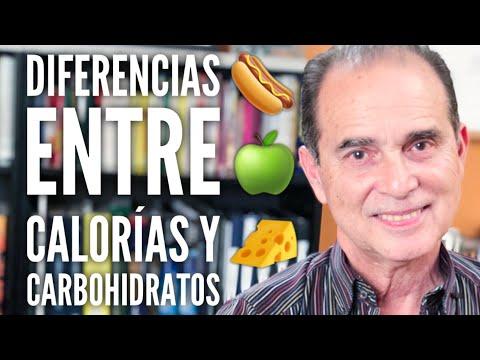 Episodio #1098 Diferencias entre calorias y carbohidratos