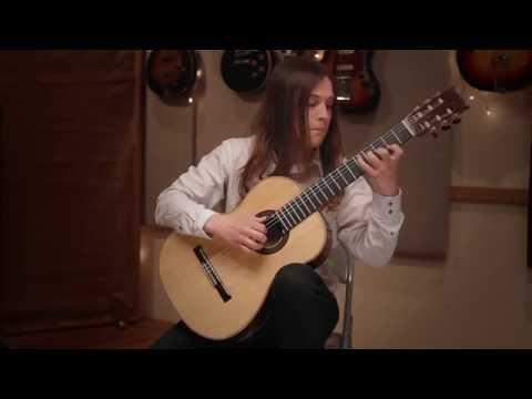 Fernando Sor - Study No 4 Opus 31