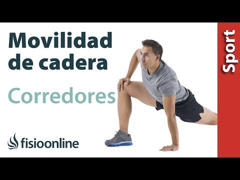 Ejercicios de Movilidad de cadera para corredores