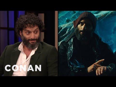 "Jason Mantzoukas Shares Exclusive Scoop About ""John Wick 4"" & ""5"" - CONAN on TBS"