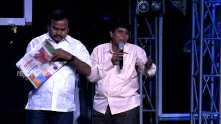 Comedy Skit by Ravi and Hari - Illiterate Villager In City [HD]