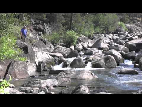 Slough Canyon - Tenkara Fishing in Yellowstone