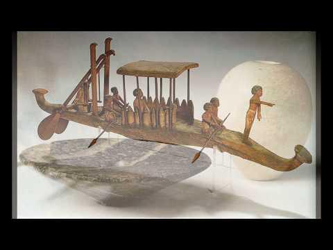 Царица Древнего Египта Нефертити Мистические явления