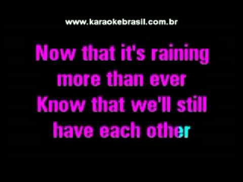 Rihanna Umbrella Karaoke    YouTube