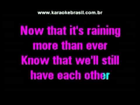 Rihanna Umbrella Karaoke    YouTube