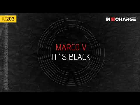 Marco V - It's Black [In Charge]