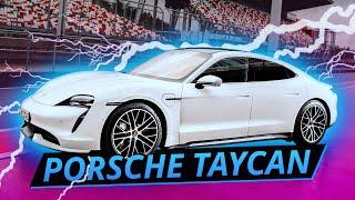 Тестируем новый Porsche Taycan Turbo. 2.8 до сотни | Наши тесты