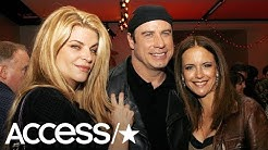Kirstie Alley Shoots Down Rumors John Travolta Is Gay