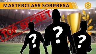 SORTEO: Entrena con jugadores de elite