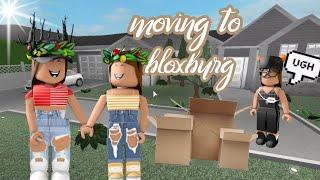 MOVING TO BLOXBURG! || A ROBLOX BLOXBURG RP