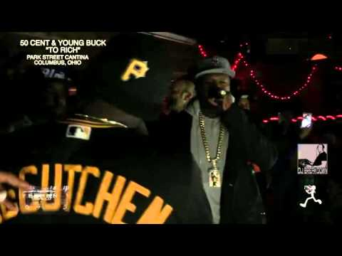50 Cent & Young Buck - Live Park Street Cantina Performance Clips Columbus, OHIO (05.March.2016)