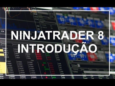 NinjaTrader 8 – Introdução