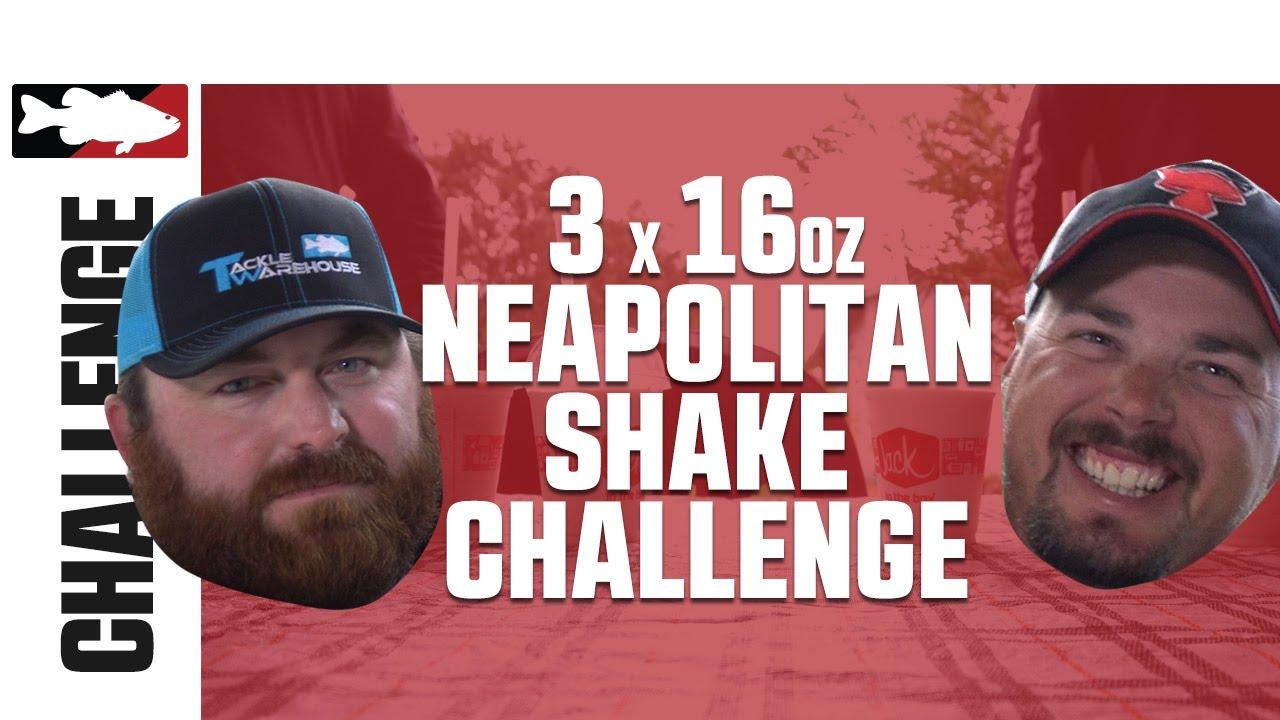 Corey Schmidt vs. Alex Davis - 2017 Clear Lake 48oz Neapolitan Shake Challenge