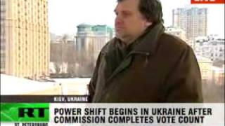 Tensions high in Ukraine after runoff - RY 100210