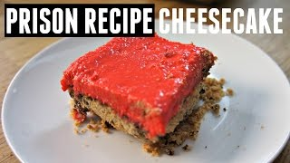 Cheesecake: Prison Food Recipe | You Made What?!