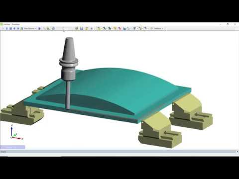 Chamfering Cycle | EDGECAM 2020.1