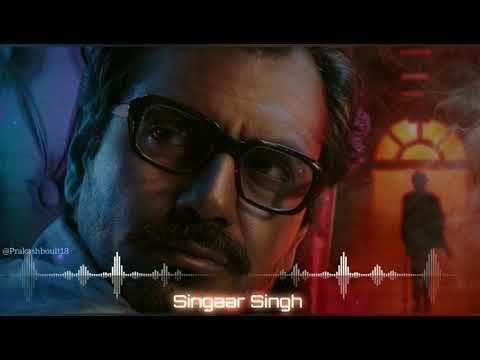 Singaar Singh BGM | PETTA | Anirudh Ravichander | Tamil Mass BGM |