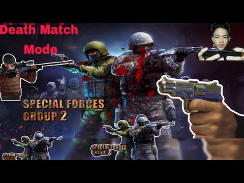DEATH MATCH MODE | SPECIAL FORCES GROUP 2 | SFG 2 |  SPECIAL FORCES GROUP 2 WAR ! | DEATH MATCH MODE