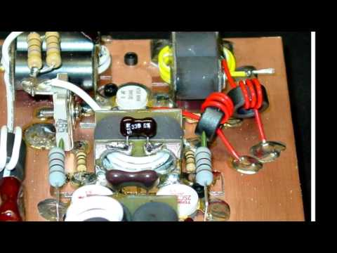 How to build a 3 pill Linear amplifier for 10 & 11 Meter - YouTube