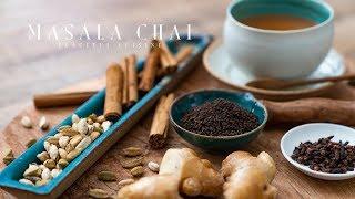 Masala Chai ☆ マサラチャイの作り方