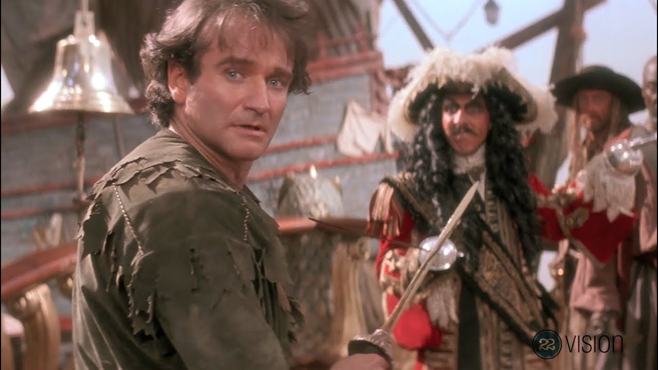 Lost Boys remember Robin Williams at 'Hook' Reunion (2016)