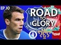 Road To Glory Everton V Liverpool | EP 10