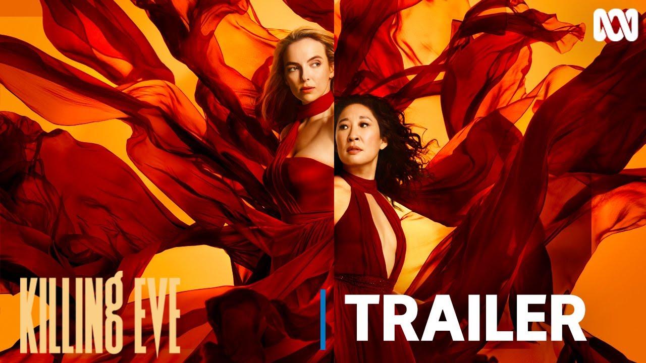 Download Killing Eve   Season 3 Trailer