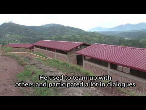Jean Bosco Nzeyimana & Habona Ltd, Rwanda Television documentary on his biogas and briquettes work