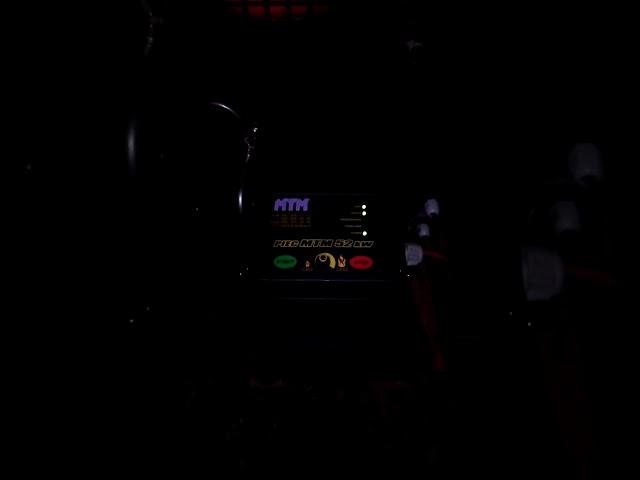 Generator de aer cald MTM dupa imbunatatirea procesului de ardere a uleiului