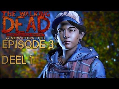 Walking Dead Season 3 - A New Frontier ★ Episode 3: Above The Law || Deel 1/2