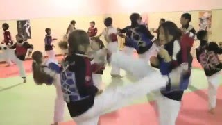 Taekwondo WTF Academy  of the Kyrgyz Republic (Training, coach Ubaidula Tohturbaev)