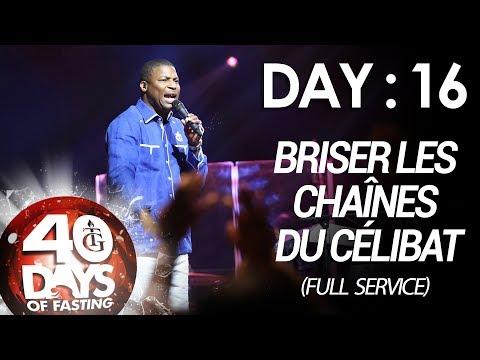 Pasteur Gregory Toussaint | 40-DAY FAST - DAY 16 I Briser les Chaînes du Célibat