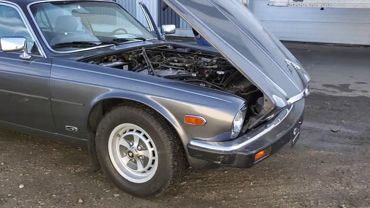1986 Jaguar XJ12 Vanden Plas with ONLY 99,529 KM - YouTube