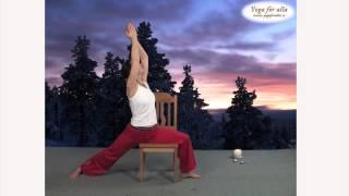 Yoga för alla - Yoga på en stol (Nyb)