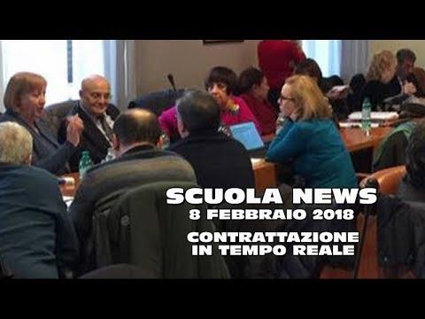 SCUOLA NEWS 8 FEBBRAIO 2018
