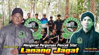 Vlog. Mengenal perguruan Lanang Jagat Ambunten Sumenep