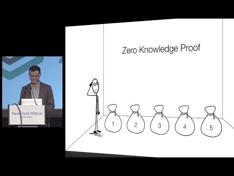 Zero-Knowledge Supply Chain Blockchain, MediLedger, Responsible Gold at Consensus 2018