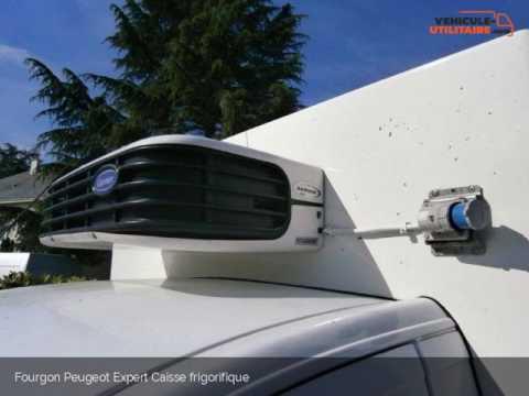 Fourgon Peugeot Expert Caisse frigorifique Utilitaires trucks services