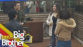 PBB 7 Day 205: Yong at Kisses, natuwa nang sunduin sina Liza at Enrique