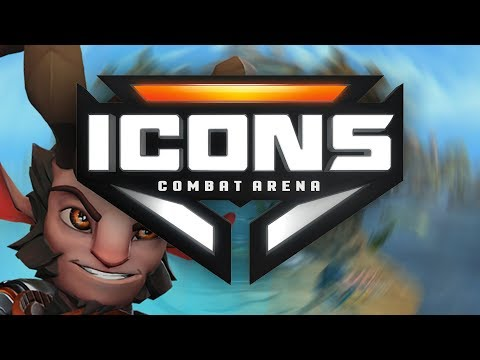 Icons: Combat Arena  A New Smash Experience
