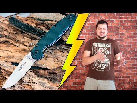 Нож Ontario RAT, или почему я НЕНАВИЖУ «КРЫСУ».
