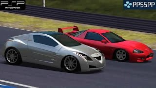Gran Turismo - PSP Gameplay 1080p (PPSSPP)