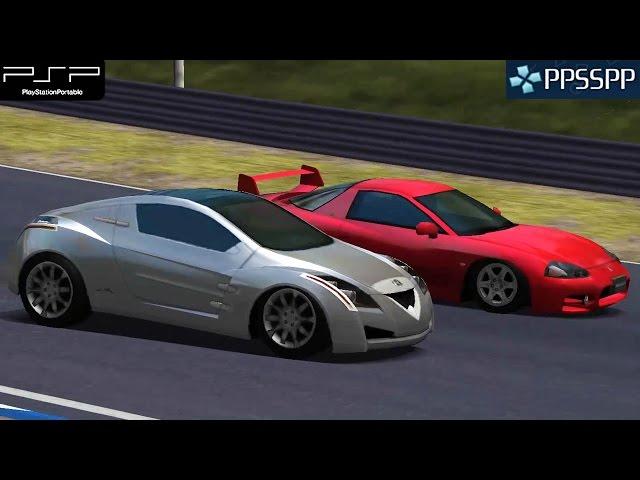 Gran Turismo - PSP Gameplay 1080p (PPSSPP)