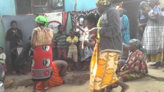 Curandero (Mozambican Spiritual Healer)