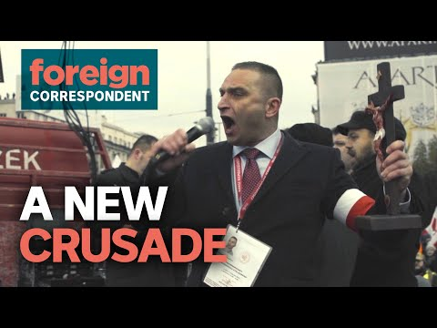 A New Crusade: Poland's embrace of Catholicism and Anti LGBT Ideology | Foreign Correspondent