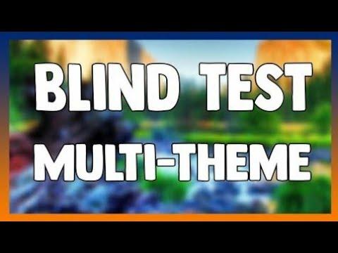 Blind Test #2 Séries TV,Manga,jeux video,Film,dessin animé, publicité,chanteur/groupe