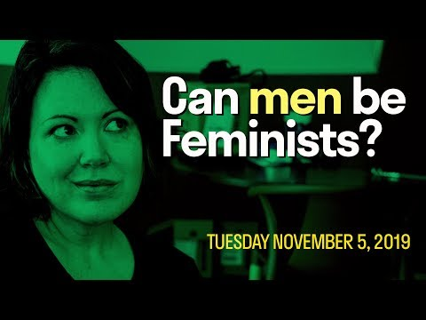 [Live Daily] Can Men be Feminists?